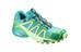 Salomon W's Speedcross 4 GTX Shoes Teal Blue F/Peppermint/Fresh Green